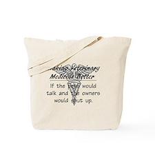 Cute Vet student Tote Bag