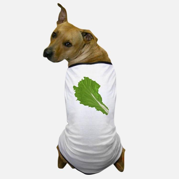 Lettuce Leaf Dog T-Shirt
