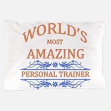 Personal Trainer Pillow Case