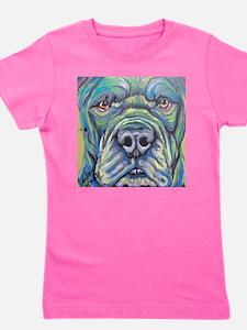Cane Corso Rainbow Dog Girl's Tee