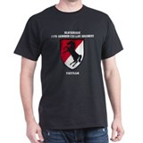 11th armored cavalry Tops