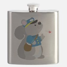 Squirrel Postman Flask