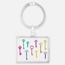 Skeleton Keys Keychains