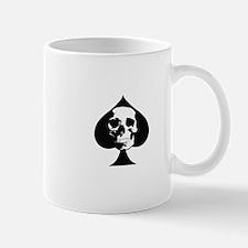 ACE OF SPADES SKULL Mugs