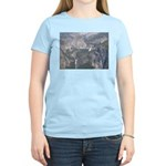 View From Washburn Point Women's Light T-Shirt