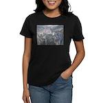 View From Washburn Point Women's Dark T-Shirt