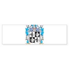 Nelson- Coat of Arms - Family Crest Bumper Bumper Sticker