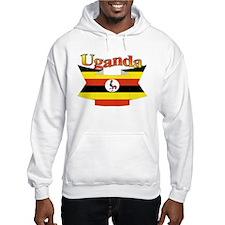 Ugandan ribbon Hoodie