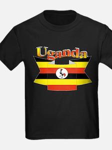Ugandan ribbon T