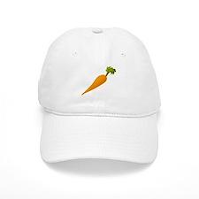 Carrot Baseball Baseball Cap