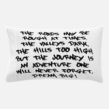 Adventurous Journey Pillow Case