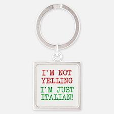 I'm Italian Keychains