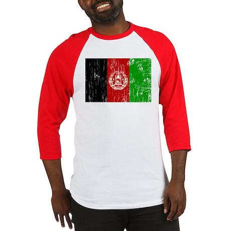 Vintage Afghanistan Baseball Jersey