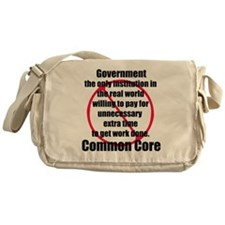Common core Messenger Bag