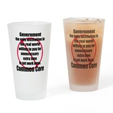 Common core Drinking Glass
