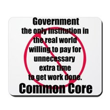Common core Mousepad