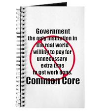 Common core Journal