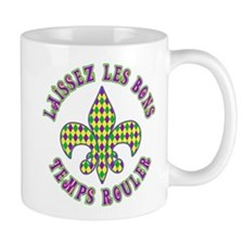 French Mardi Gras Mug