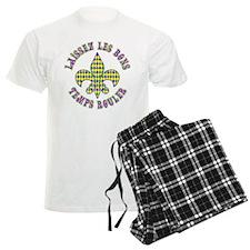 French Mardi Gras Pajamas