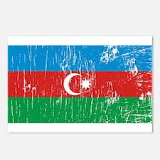 Vintage Azerbaijan Postcards (Package of 8)