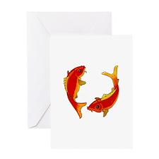 FISH Greeting Cards