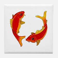 FISH Tile Coaster