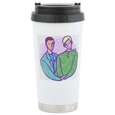 Cool Gay pride Travel Mug