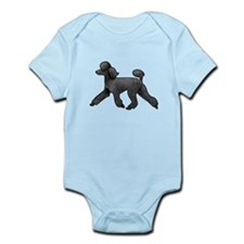 black poodle Body Suit