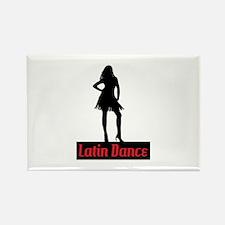 Latin Dance Magnets