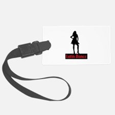 Latin Dance Luggage Tag