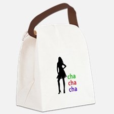 Cha Cha Cha Canvas Lunch Bag
