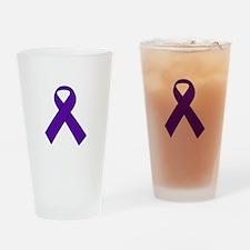 Small Ribbon Drinking Glass