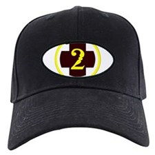 2d medical.png Baseball Hat