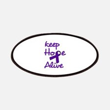 Keep Hope Alive Patches