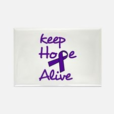 Keep Hope Alive Magnets