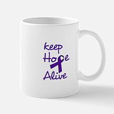 Keep Hope Alive Mugs