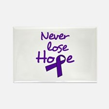 Never Lose Hope Magnets