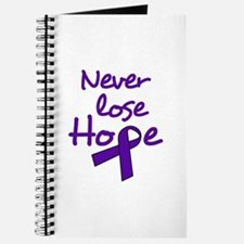 Never Lose Hope Journal