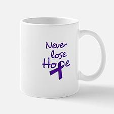 Never Lose Hope Mugs