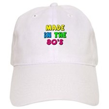 Made in the 80s Baseball Cap