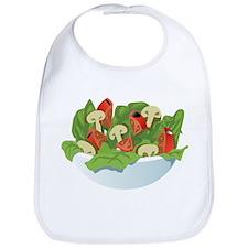 Bowl Of Salad Bib