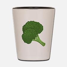 Broccoli Shot Glass