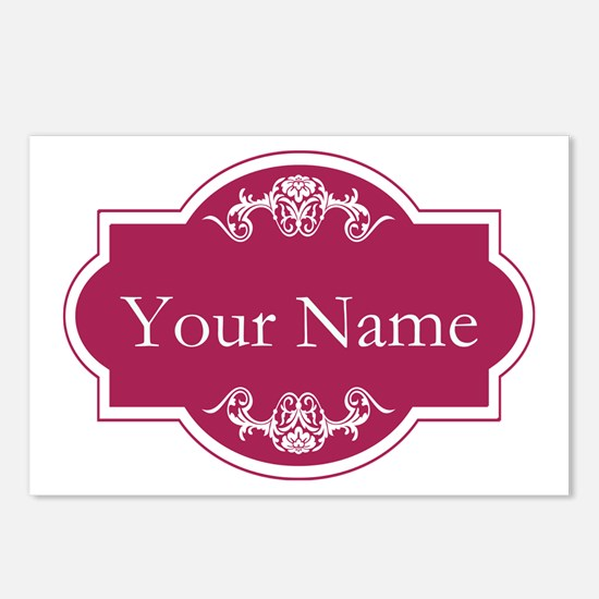 Add Your Name Postcards (Package of 8)