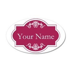 Add Your Name Wall Decal