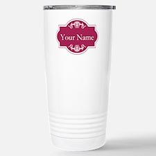 Add Your Name Travel Mug