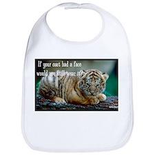 Tiger Coat Bib