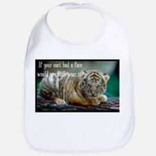 Tiger Coat Bib