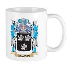 Newman Coat of Arms - Family Crest Mugs