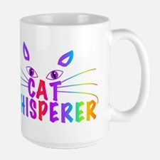 cat whisperer Mugs