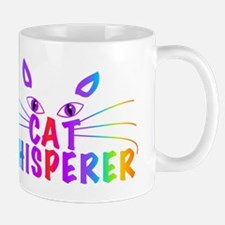cat whisperer Mugs
